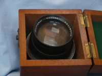 "*  8 1/2"" Dallmeyer * Dallmeyer 8 1/2"" 4.5 Anastigmat Lens -VERY RARE-  £399.99"